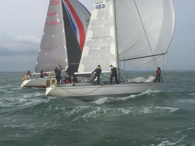 JOG Osmotech Alderney Race 2018
