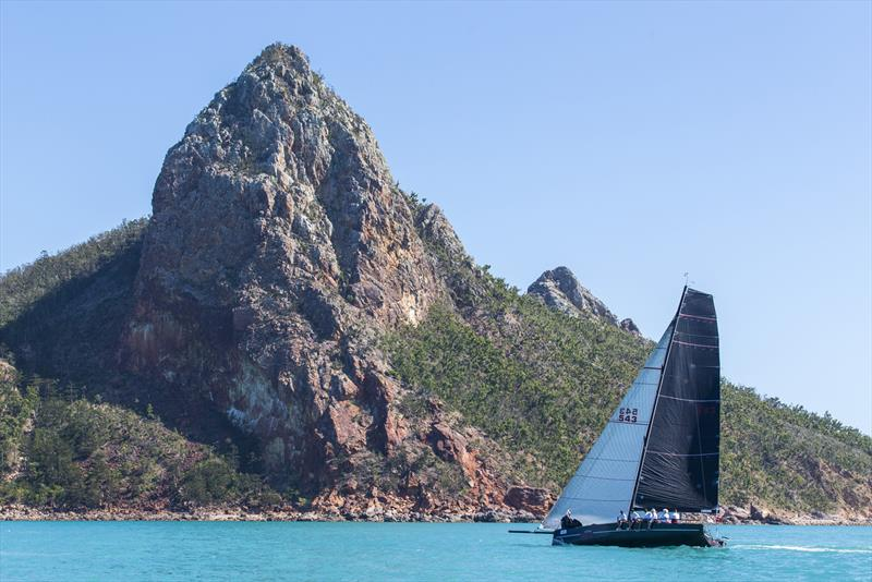Little Nico at Hamilton Island Race Week - photo © Andrea Francolini
