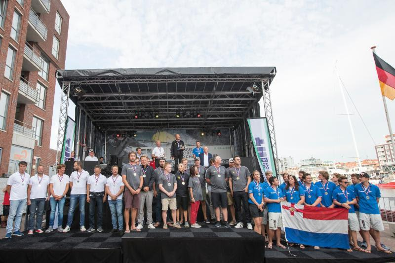 New champions crowned in Class A - Hague Offshore Sailing World Championship 2018 - photo © Sander van der Borch