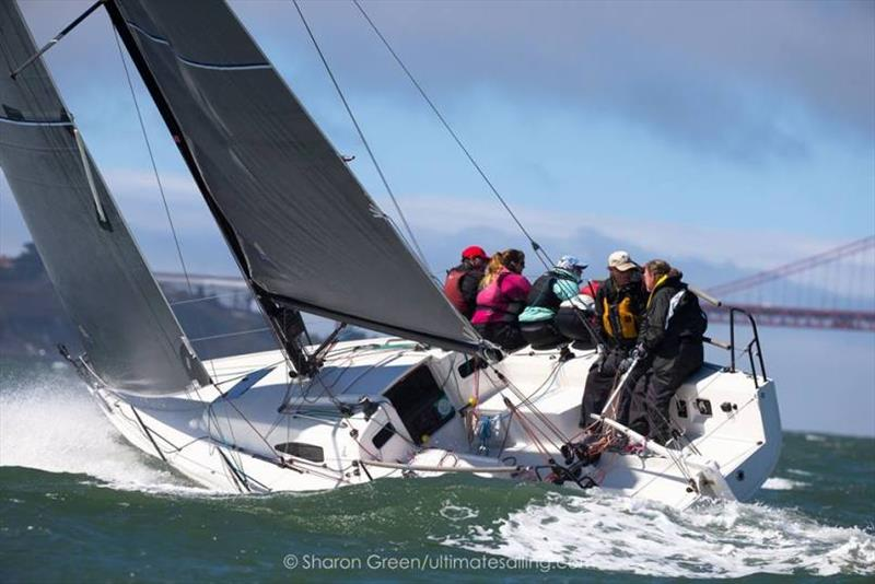Rolex Big Boat Series at St. Francis Yacht Club - photo © Sharon Green / ULTIMATE SAILING