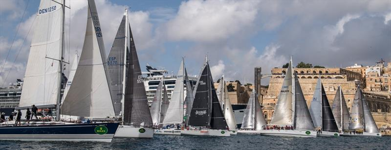 2018 Rolex Middle Sea Race: Anniversary Armada ready to hit new heights