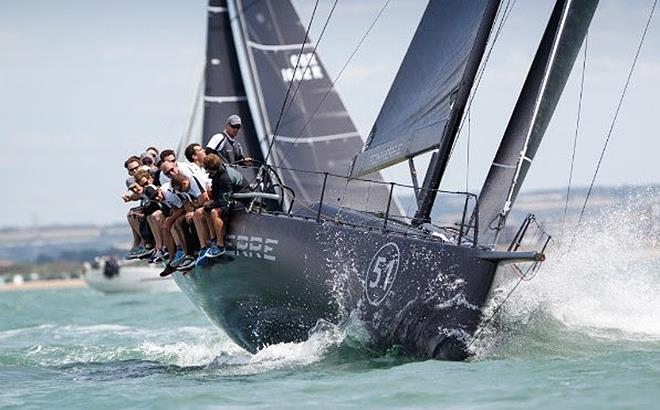 Ker 51 Tonnerre photo copyright Race Yachts taken at  and featuring the IRC class