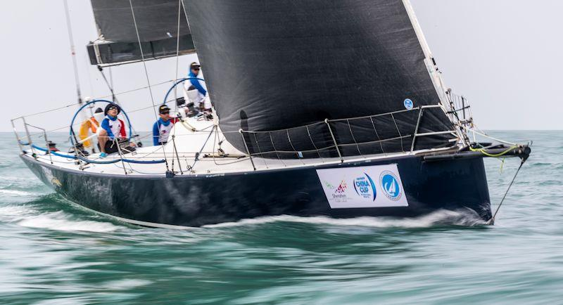 Day 1's Passage Race in the China Cup International Regatta 2018 - photo © China Cup/ Studio Borlenghi