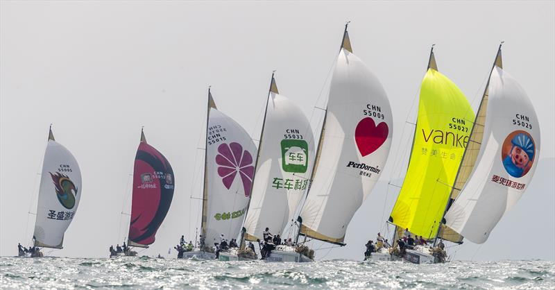 Day 3 of the 12th China Cup International Regatta - photo © China Cup / Studio Borlenghi