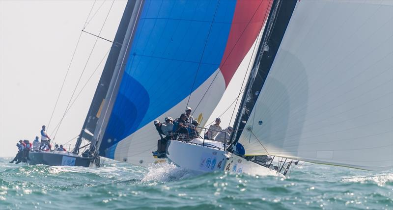 Day 5 of the 12th China Cup International Regatta photo copyright China Cup / Studio Borlenghi taken at  and featuring the IRC class