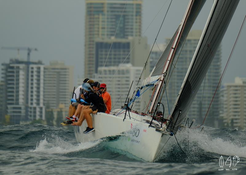 Day Three of Sail Paradise where tricky conditions ruled the racing... - photo © Mitchell Pearson / SurfSailKite