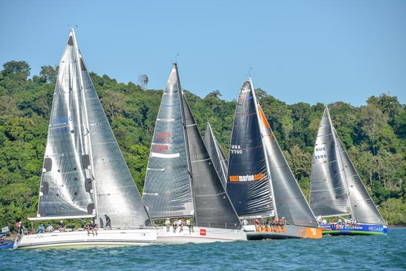 Day 5 - 17th Royal Langkawi International Regatta photo copyright Andy Leong / RLIR 2019 taken at Royal Langkawi Yacht Club and featuring the IRC class