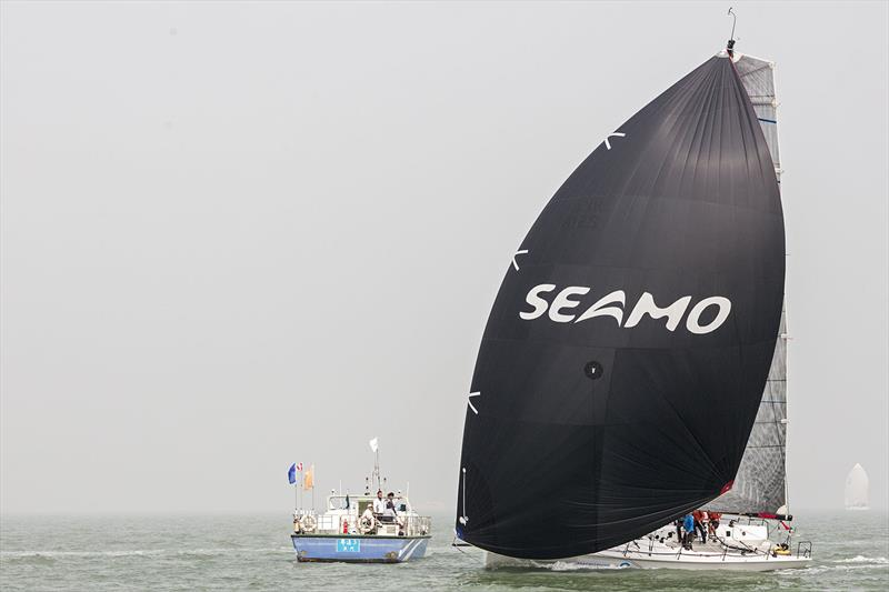 Macau Cup and Greater Bay Cup 2019. 208 Team Macau Sugram. photo copyright Guy Nowell taken at  and featuring the IRC class