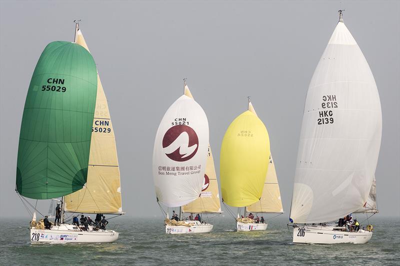 Macau Cup and Greater Bay Cup 2019. 218 Subic Sailing.  photo copyright Guy Nowell taken at  and featuring the IRC class
