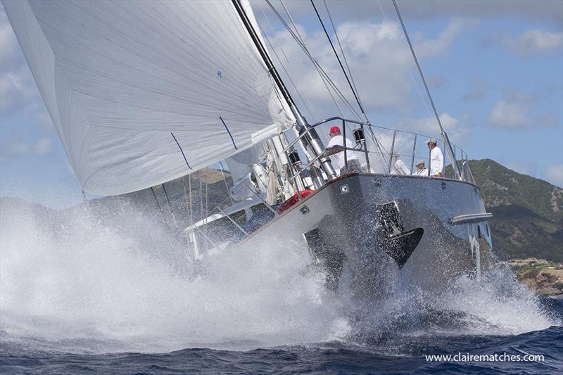 2019 Superyacht Challenge Antigua - photo © Claire Matches / www.clairematches.com