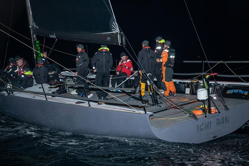 Ichi Ban arrived in Port Lincoln just after 3am - 2019 Teakle Classic Adelaide to Port Lincoln Yacht Race & Regatta - photo © Take 2 Photography