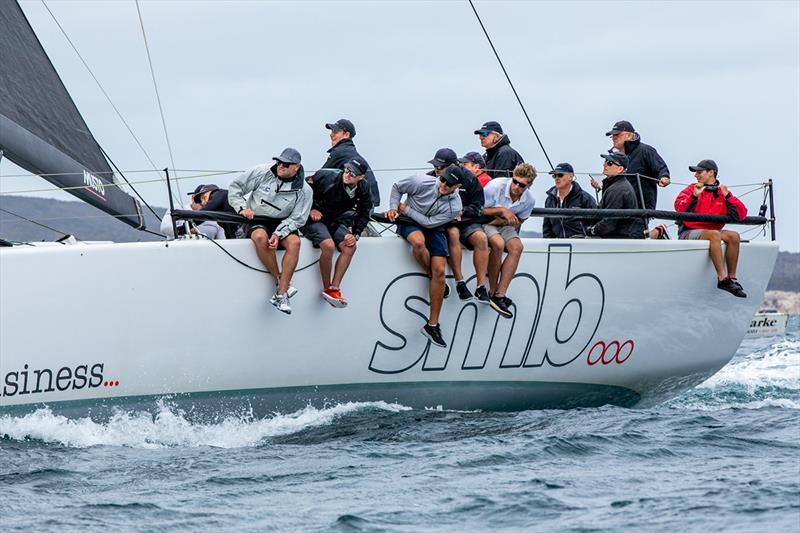 Geoff Boettcher's Secret Men's Business - 2019 Teakle Classic Lincoln Week Regatta - photo © Take 2 Photography