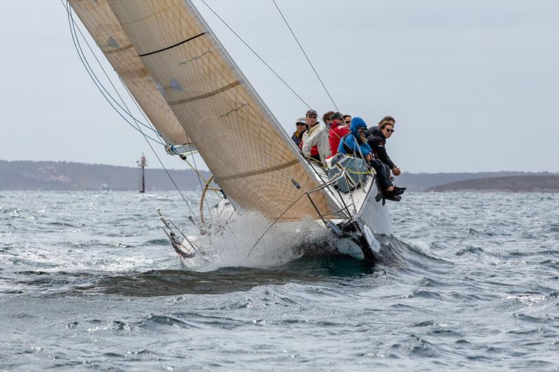 Matt Stephens' Lincoln Mentor - 2019 Teakle Classic Lincoln Week Regatta - photo © Take 2 Photography