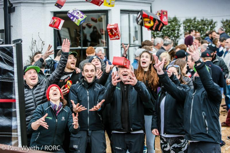 RORC Easter Challenge - photo © Paul Wyeth
