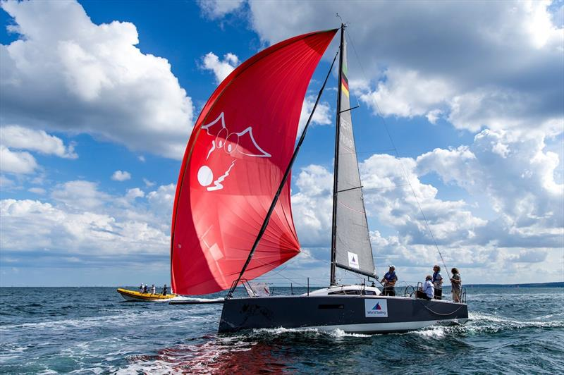 The L30 photo copyright Pedro Martinez / Sailing Energy / World Sailing taken at  and featuring the IRC class