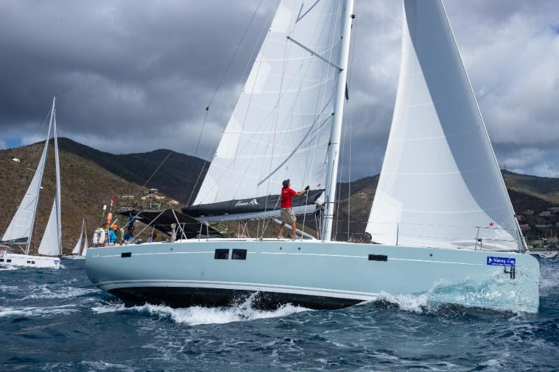 Round Tortola Race 2019 - photo © Alastair Abrehart
