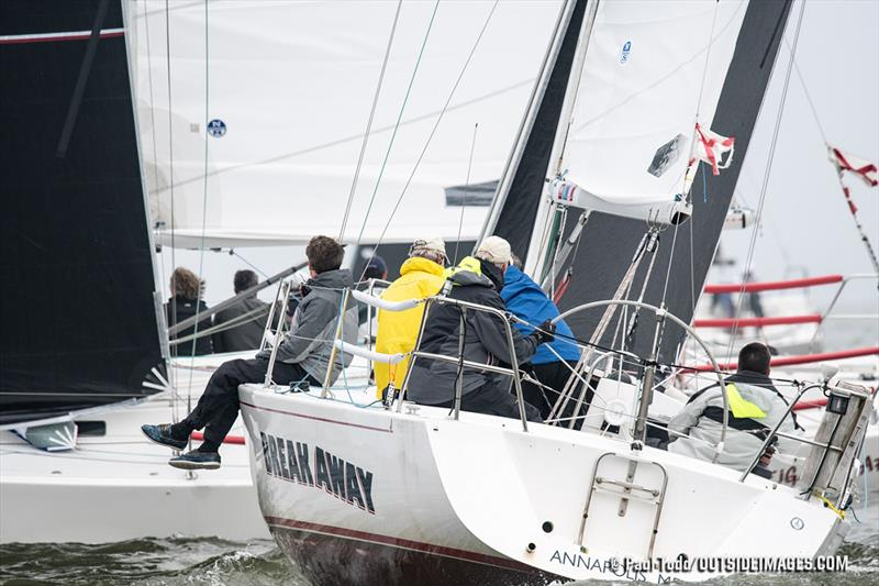 2019 Helly Hansen NOOD Regatta Annapolis - photo © Paul Todd / Outside Images