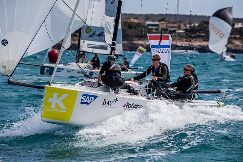 6th place: WSV Almere Centraal from the Netherlands - SAILING Champions League 2019 - photo © SCL / Sailing Energy