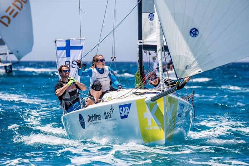 8th place: Brändö Seglare from Finland - SAILING Champions League 2019 - photo © SCL / Sailing Energy
