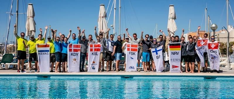 Eight qualifiers for the grand final in St. Moritz - SAILING Champions League 2019 - photo © SCL / Sailing Energy