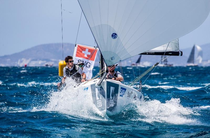 4th place: Société Nautique de Genève from Switzerland - SAILING Champions League 2019 - photo © SCL / Sailing Energy