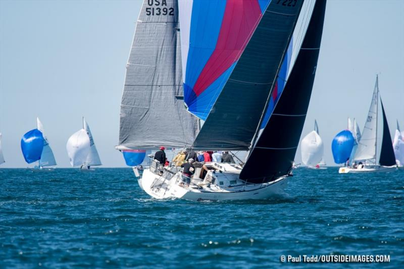 2019 Helly Hansen NOOD Regatta at San Diego Yacht Club - photo © Paul Todd / Outside Images