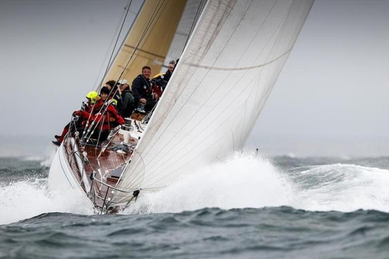 Swan 41 Ithaka, sailed by Giovanni Mazzocchi. - photo © Paul Wyeth
