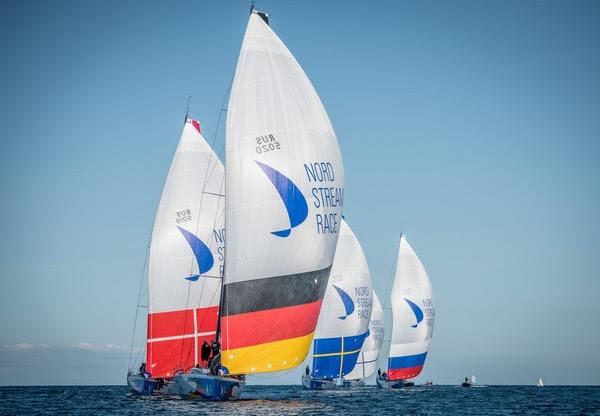 Nord Stream Race starts during Kiel Week - photo © NSR / Andrey Sheremetev