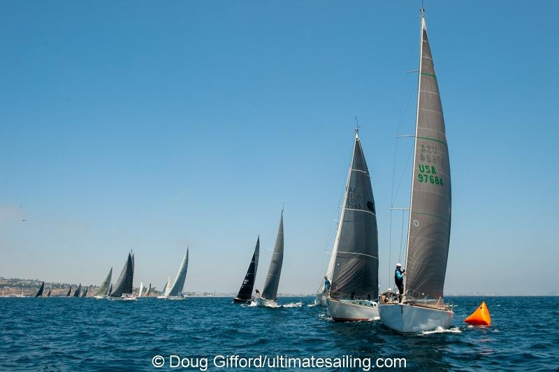 2019 Transpac 50 - photo © Doug Gifford / Ultimate Sailing