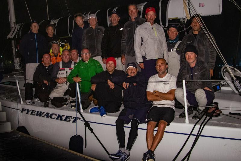 Rescuers and the rescued arrive safe and others press on to tradewinds sailing in Transpac 50