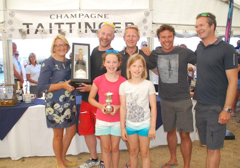 Taittinger Royal Solent Yacht Club Regatta 2018 - photo © Marion Hemming