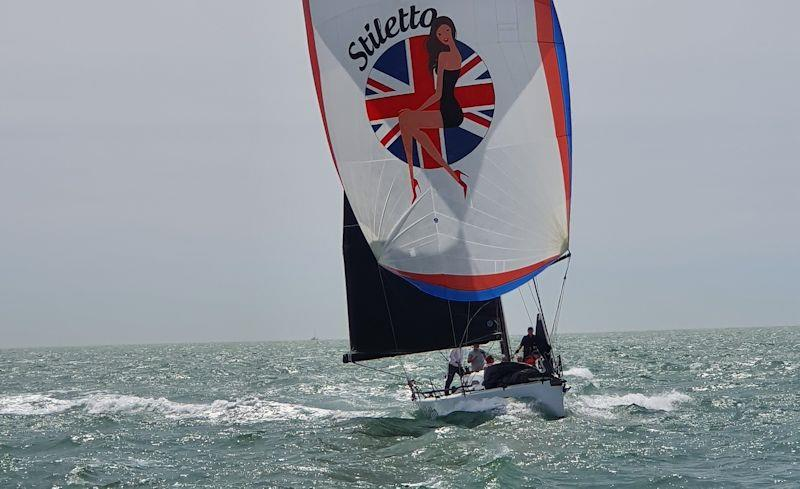 Steletto on day 1 of Ramsgate Week - Round the Goodwins - photo © Piers Hodges