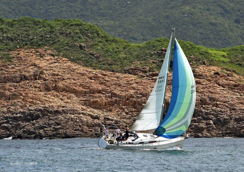 4th in HKPN B, Pepper and Salt (UK Sailmakers Typhoon Series , Race 5) - photo © Fragrant Harbour