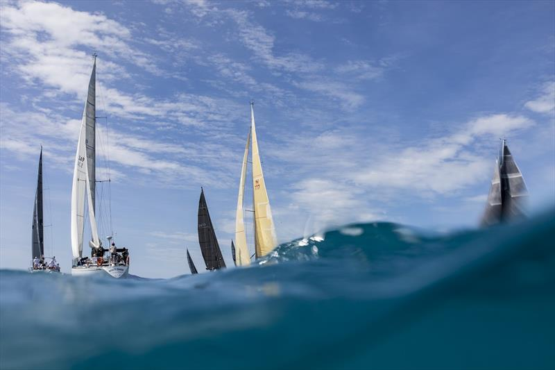 Another beautiful day on the water - Airlie Beach Race Week 2019 - photo © Andrea Francolini