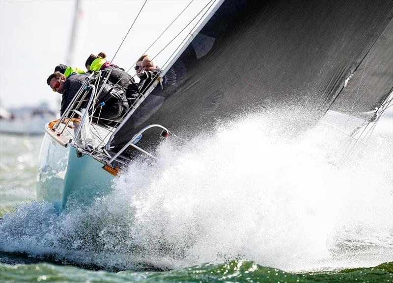 Whooper, IRC 6 - Cowes Week 2019 - Day 6 photo copyright Paul Wyeth / CWL taken at Cowes Combined Clubs and featuring the IRC class