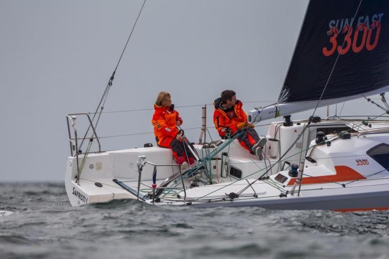 World Sailing launch Paris 2024 Mixed Offshore explanatory film