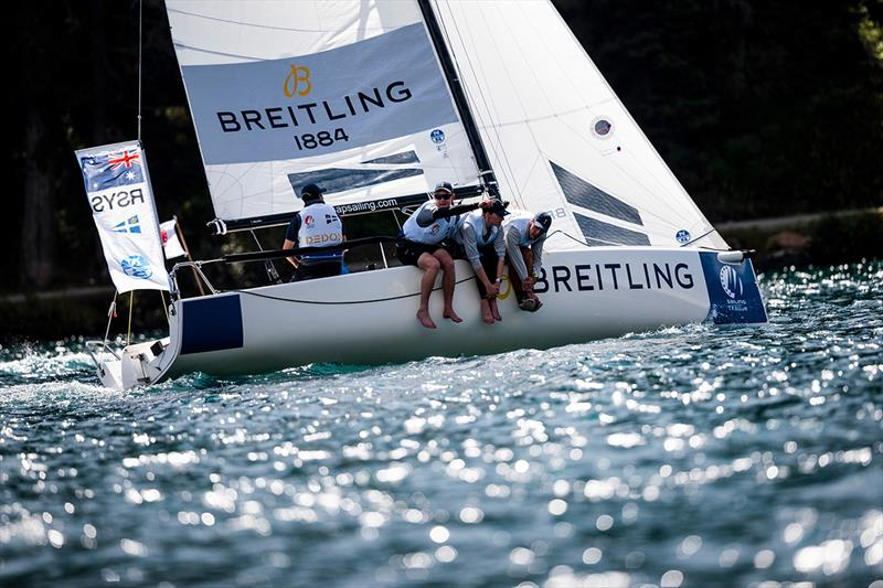 Sailing Champions League Final - Moritz RSYS - photo © Sailing Energy
