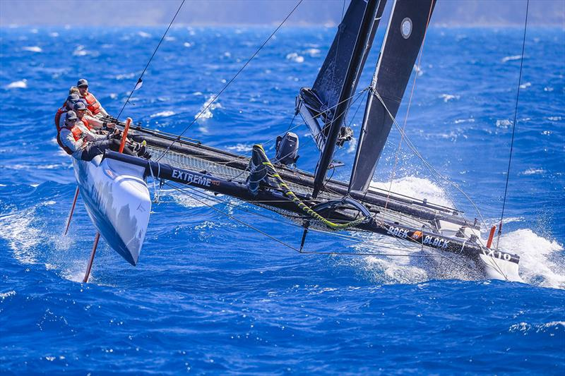 Back in Black - Hamilton Island Race Week photo copyright Salty Dingo taken at Hamilton Island Yacht Club and featuring the IRC class