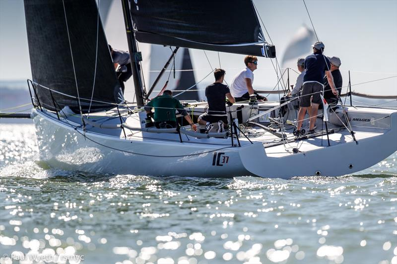 Land Union September Regatta 2019 photo copyright Paul Wyeth taken at Royal Southern Yacht Club and featuring the IRC class