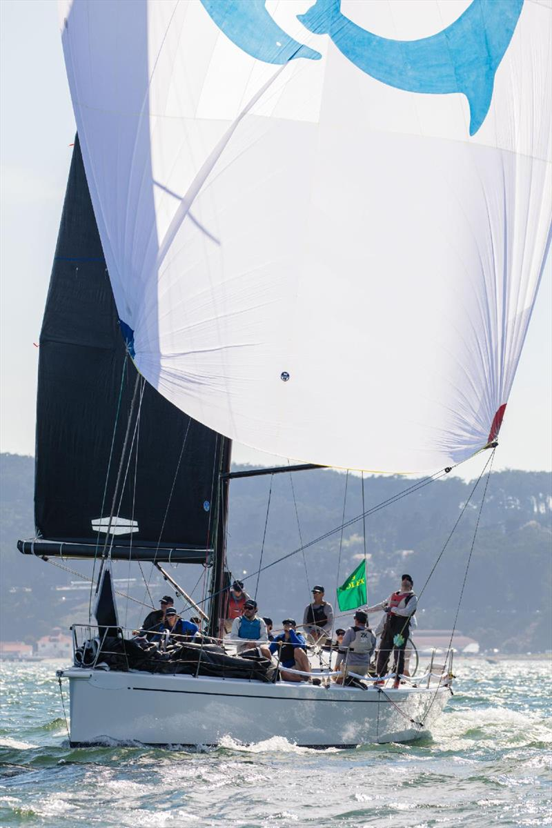Thomas Furlong and his crew aboard Elusive sailed to a first place finish in the ORR-C division - Rolex Big Boat Series - photo © Rolex / Sharon Green