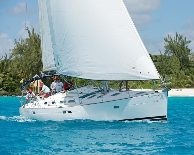 Dream conditions for the Coastal Series - Barbados Sailing Week - photo © Peter Marshall