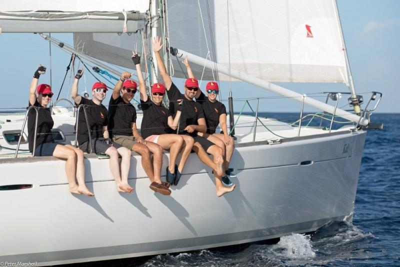Barbados Sailing Week – the home of the Mount Gay red caps - photo © Peter Marshall