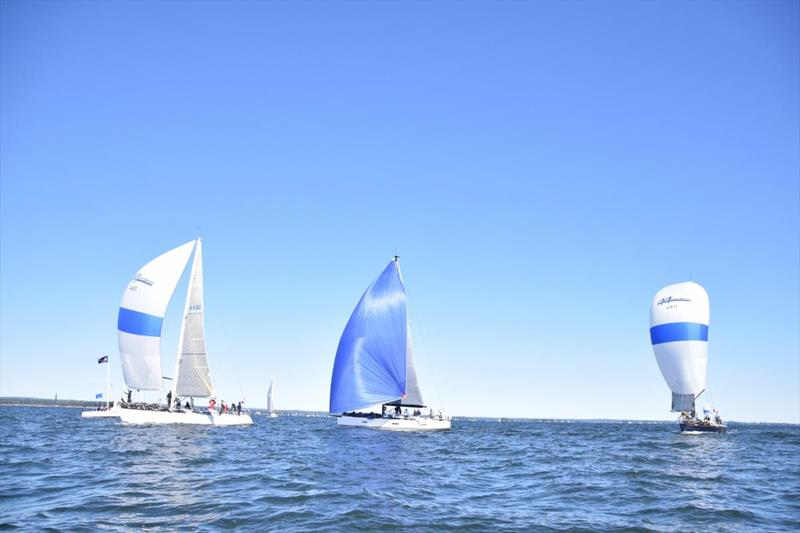2019 American Yacht Club Fall Regatta photo copyright American Yacht Club taken at American Yacht Club and featuring the IRC class