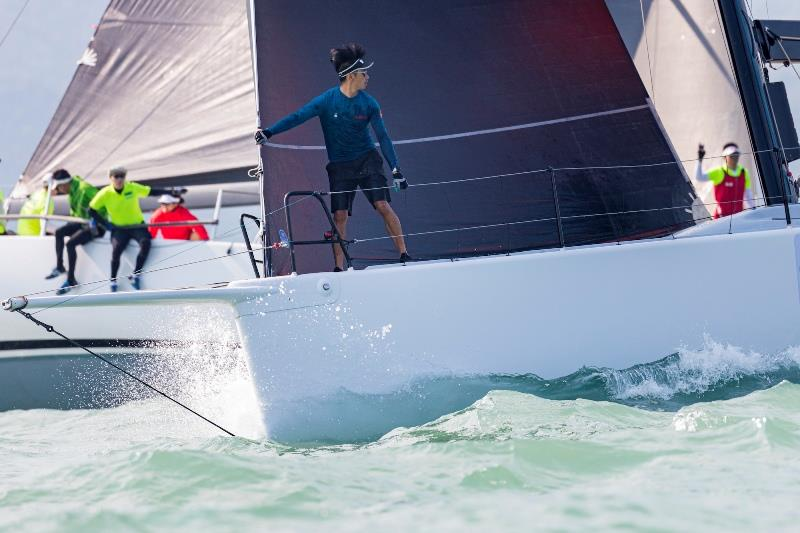Final day - 2019 China Cup International Regatta photo copyright China Cup / Studio Borlenghi taken at  and featuring the IRC class