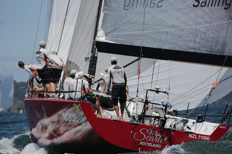 Miss Scarlet - New Caledonia Groupama Race  - photo © Will Caver Ocean Photography