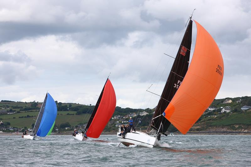 Volvo Cork Week photo copyright Tim Wright taken at Royal Cork Yacht Club and featuring the IRC class