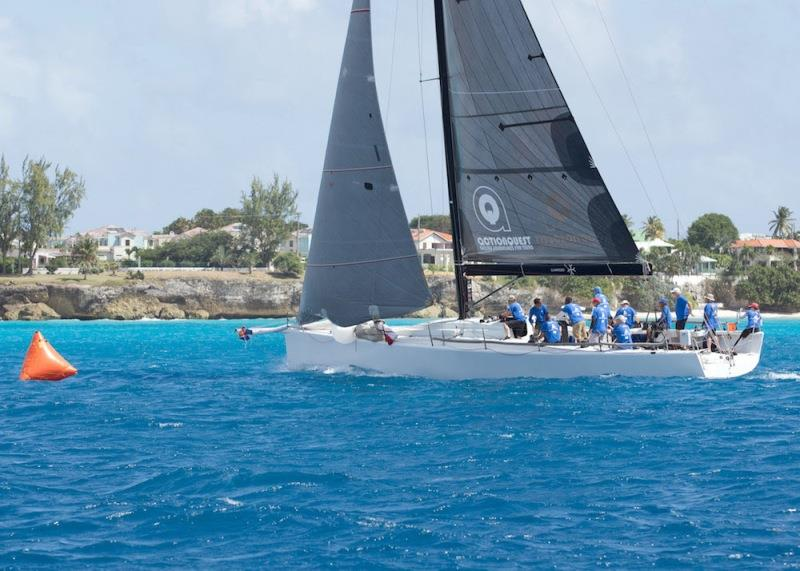 The vibrant blue waters of Barbados make for a magical sailing experience - Barbados Sailing Week - photo © Peter Marshall