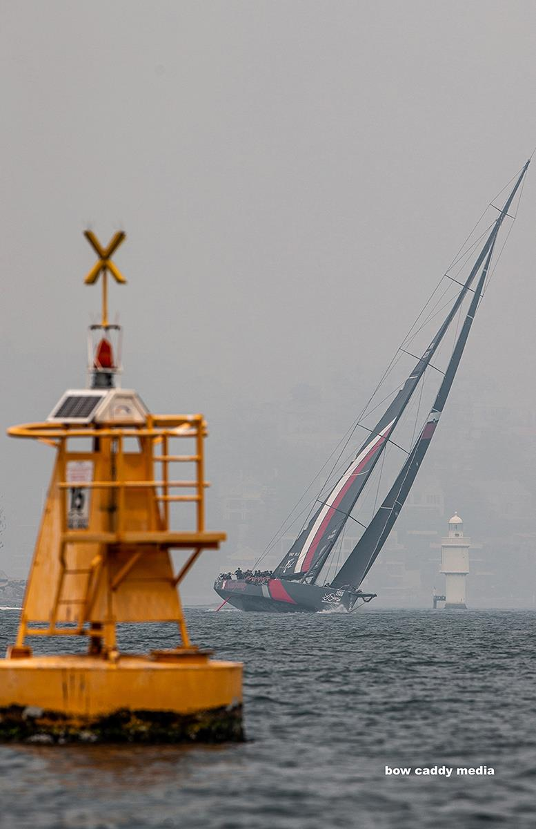 SHK Scallywag beats down Sydney Harbour - 2019 Grinders Coffee SOLAS Bog Boat Challenge - photo © Crosbie Lorimer