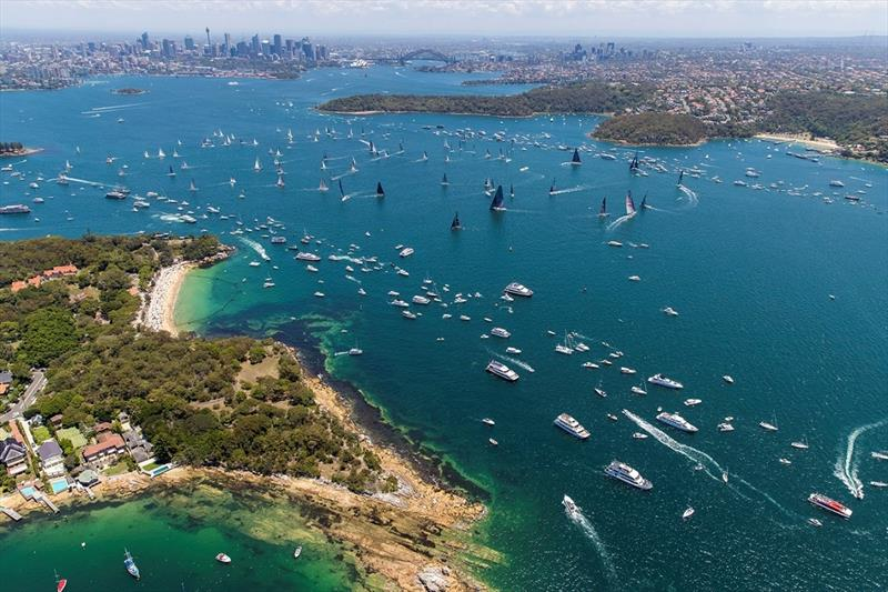 Sydney to Hobart Yacht Race - photo © Andrea Francolini
