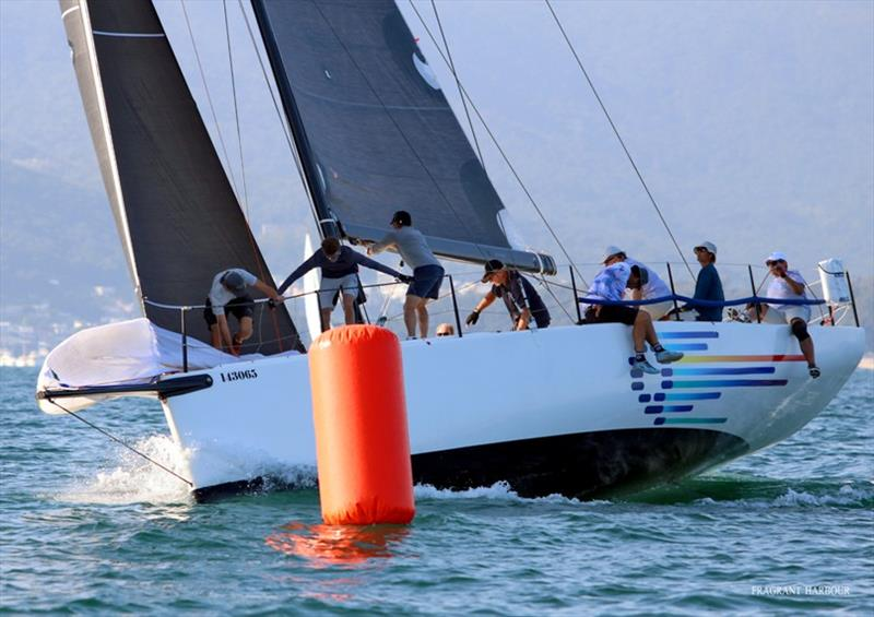 Quest, IRC line and handicap honours - Monsoon Winter Series 2019, Race 5 - photo © Hebe Jebes